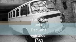 Vw bus Kombi 4x4 (Brasil)