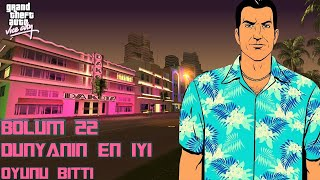 ELVEDA TOMMY!! GTA VICE CITY SON-FİNAL BÖLÜMÜ