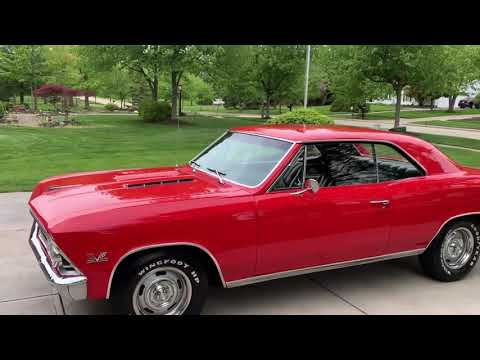 Video of '66 Chevelle SS - Q5H0