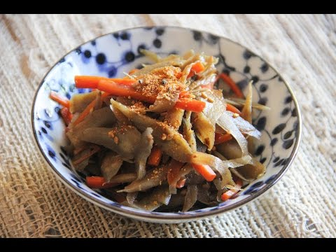 Kinpira Gobo Recipe – Japanese Cooking 101