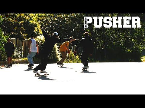 "Pusher Bearings ""High Stakes"" Video"