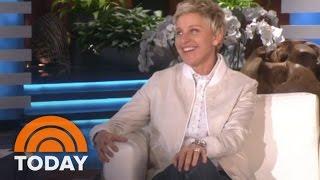 Ellen DeGeneres Talks 'One Big Happy', Having Kids   TODAY