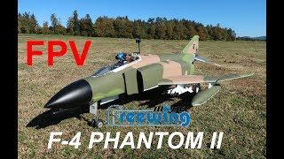 Freewing Phantom F-4 true FPV