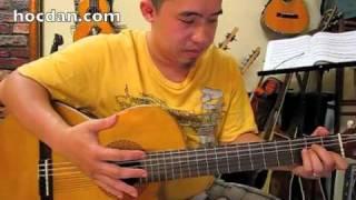 Bài 12 - Guitar đệm hát - Điệu Fox và Mặt trời bé con Trần Tiến - Hiếu Orion