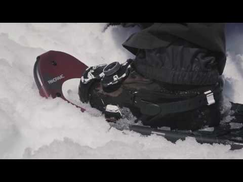 Tubbs Snowshoes | Panoramic