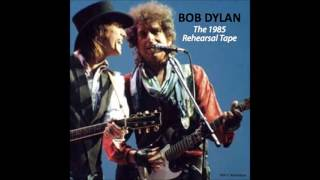 BOB DYLAN & TOM PETTY AND THE HEARTBREAKERS - 1985 Rehearsals disc # 2