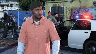 GTA V Franklin Trailer Song - Jay rock - Hood Gone Love It (Ft. Kendrick Lamar)