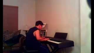 Dr REY A GONZALES, Dahil Sa Iyo, Piano