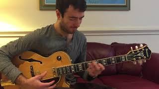 Mama Knew Love (Anthony Hamilton) - Guitar Loops & Solos