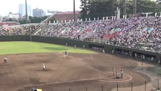 松山高校6回裏最後の攻撃 エンドレス・プロミネント松高