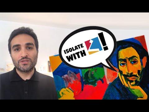 #IsolateWithHPem episode 8: Architect and designer Etienne Bastormagi