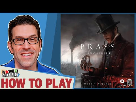 Brass: Lancashire - How To Play, by Watch It Played