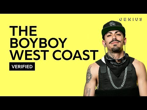 """The Boyboy West Coast """"U Was At The Club (Bottom's Up)"""" Official Lyrics & Meaning 