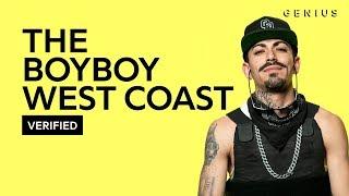 """The Boyboy West Coast """"U Was At The Club (Bottom"""