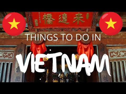 Video Things to do in Vietnam   Top Attractions Travel Guide