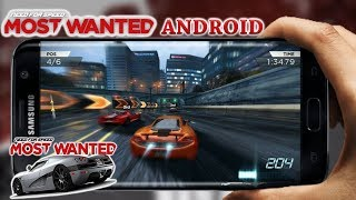 How To Download Need for Speed Most Wanted Game for Android   For Free