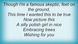 Basia - An Olive Tree Lyrics