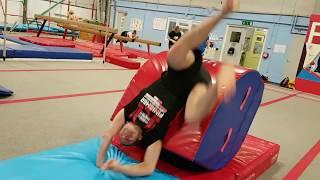 30yr Old Tries Gymnastics | Adults Gymnastics Vlog #1