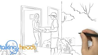 Whiteboard Explainer Video - Organic Food Delivery