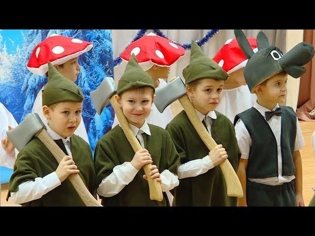Фестиваль школьных театров