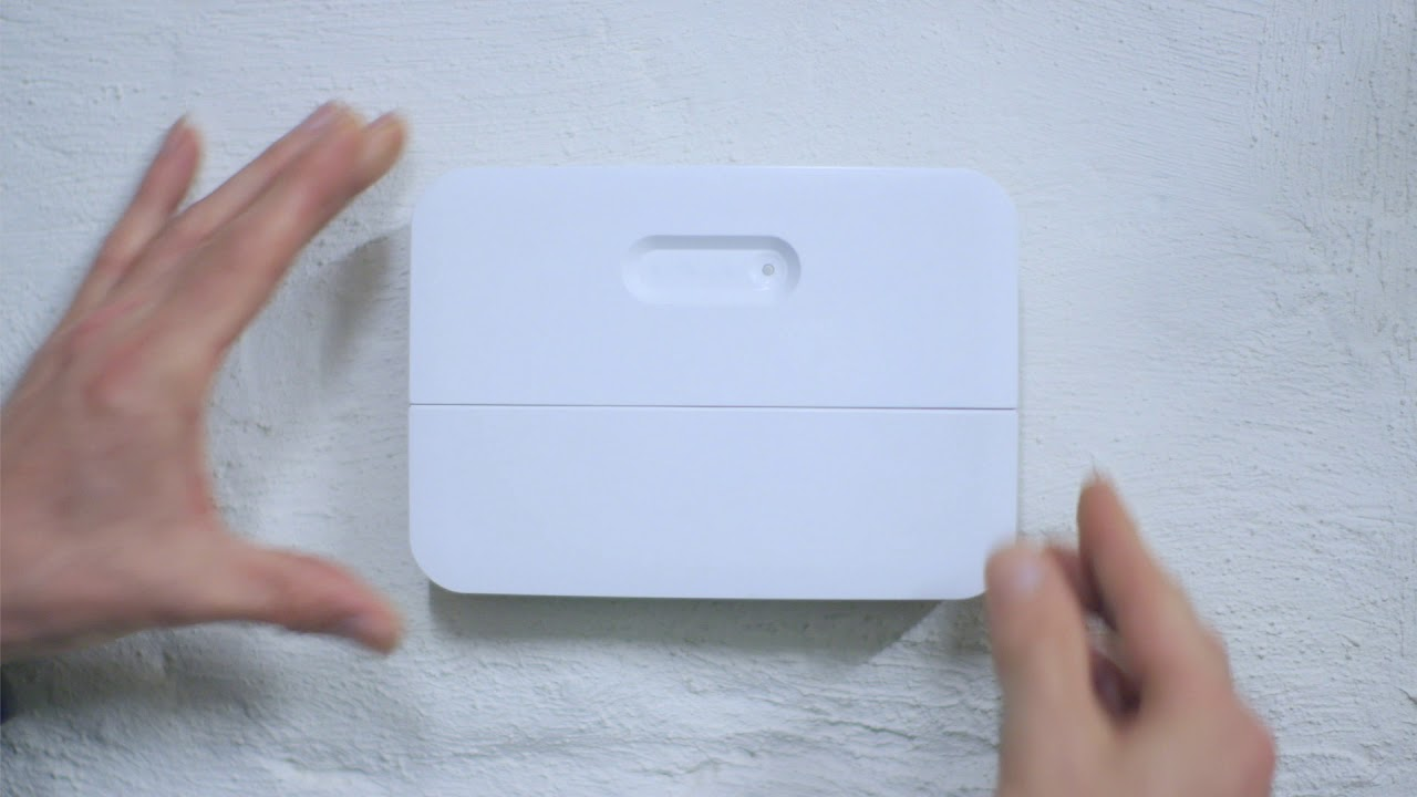 L'installation de boxx, smart thermostat