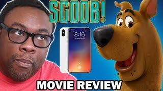 I Watched SCOOB! On My PHONE?!? - Scoob Movie Review