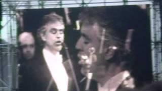 Andrea Bocelli- Voglio Vivere Cosi