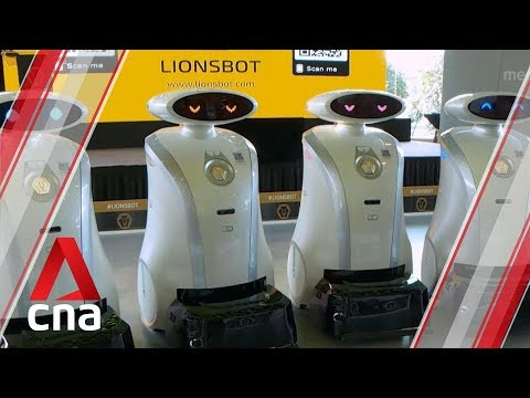 300 cleaning robots to be deployed by March 2020
