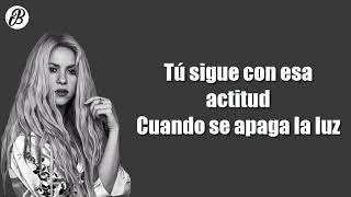 Clandestino - Shakira, Maluma (LETRA)