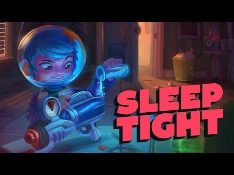 Sleep Tight Release Date Trailer thumbnail