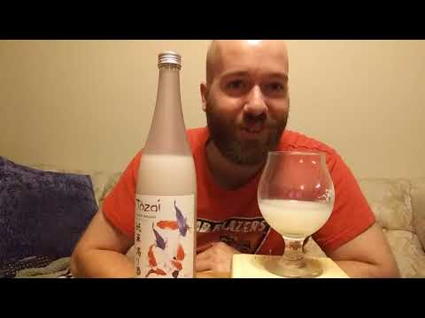 "Douchebag Wine Review #7: Tozai ""Snow Maiden"" (Nigori Sake)"
