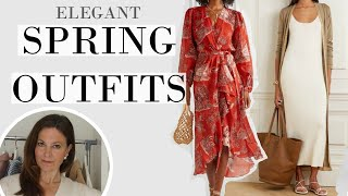 Elegant Spring Outfits For 2020 | Fashion Over 40