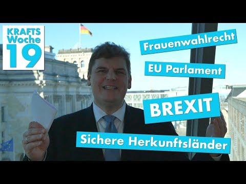 Krafts Woche 19 – Bericht aus dem Deutschen Bundestag