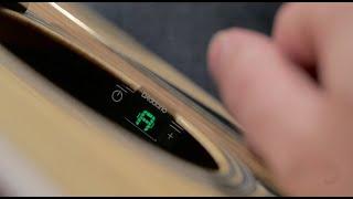 D'Addario NS Micro Soundhole Tuner Video
