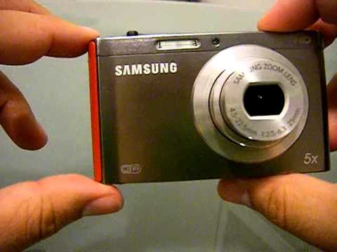 Samsung DV300F Unboxing & Review