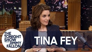 Tina Fey Debuts Her Daughters