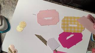 Craft With Me Bag Topper **Tutorial**