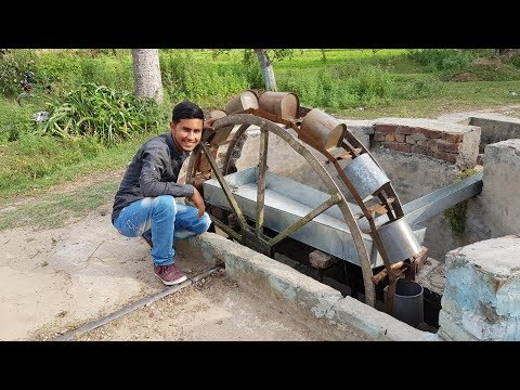 Primitive Technology Well for Water | Paani Wala Kunwan | Vlog | Zain Ul Abadin