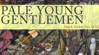 Pale Young Gentlemen Chords