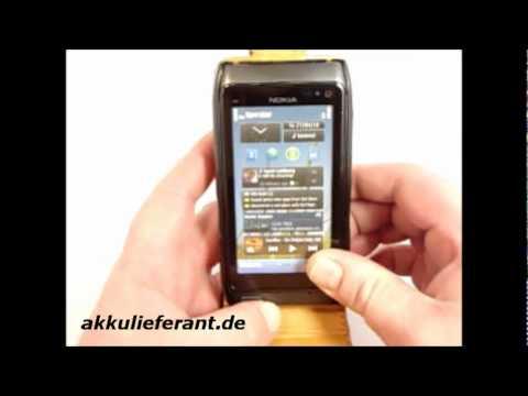 Tasche für Nokia N8 GreenGo Handytasche