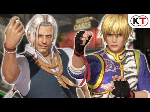 DEAD OR ALIVE 6 - Iron Fist Apprentice & Drunken Master thumbnail