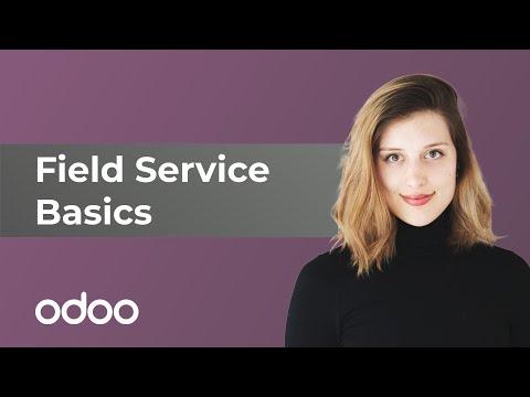 odoo Außendienst und Servicemanagement - Grundlagen und ein erstes Projekt