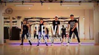 Te Vi - Piso 21 & Micro TDH - Zumba - Flow Dance Fitness