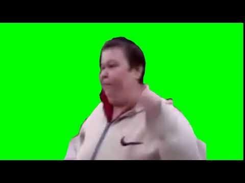 Не, хуйня - Стеклобаба (Зелёный экран)