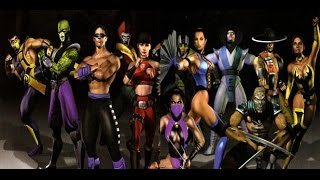 MORTAL KOMBAT 4 Gold - Original Story (русские субтитры)