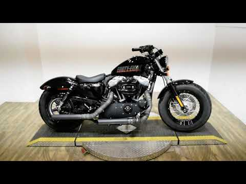2012 Harley-Davidson Sportster® Forty-Eight® in Wauconda, Illinois - Video 1