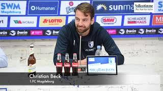 FCM-PK vor Hansa-Spiel