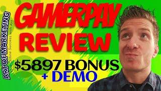 Gamerpay Review, Demo, $5897 Bonus, Gamer Pay Review