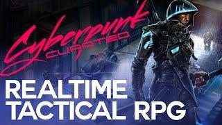 Cyberpunk Tactical RPG - Satellite Reign (Syndicate Wars Successor)