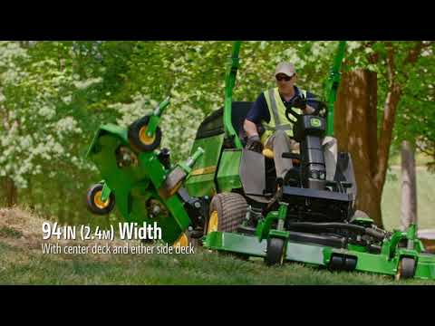 2021 John Deere 1600 Turbo Series III 128 in. 60 hp in Terre Haute, Indiana - Video 2